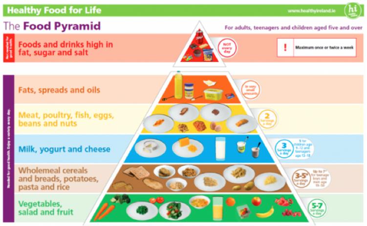 The Irish Food Pyramid A Recipe For Diabesity Zo Harcombe